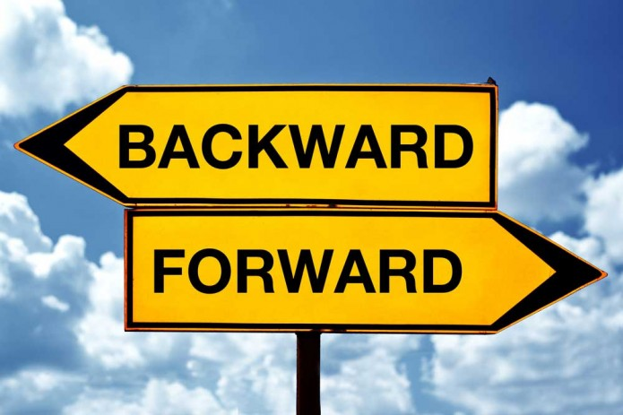 Backward-Forward